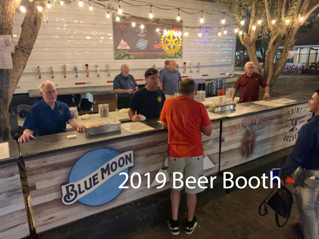 Beer Booth 2019